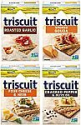 Deals List: Triscuit Crackers 4 Flavor Variety Pack, 4 Boxes