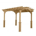 Deals List: Suncast 10-ft. x 12-ft. Wood Pergola