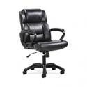 Deals List: HON Sadie Leather Executive Chair HVST305