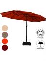 Deals List: 20% off Tangkula Patio Umbrella
