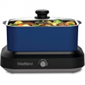 Deals List: West Bend 87906B Large Capacity Non-Stick Versatility Cooker