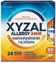 Deals List: Xyzal Allergy Tablet, 80 Count