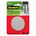 Deals List: 144-Ct 3M Scotch 2 in. Beige Round Surface Protection Felt Floor Pads