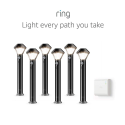 Deals List: Ring Smart Lighting – Floodlight, Wired, Outdoor Motion-Sensor Security Light, White (Ring Bridge required)