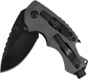 Deals List: Kershaw Select Fire (1920); Multifunction Pocketknife with 3.4-Inch 8Cr13MoV Stainless Steel Blade, Black Glass-Filled Nylon Handle, 1/4-Inch Hex Drive, 2 Flathead Bits and 2 Crosshead Bits; 5 oz.