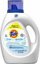 Deals List:  92oz. Tide HE Liquid Laundry Detergent (64 Loads, Free & Gentle)