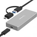 Deals List: Sabrent USB 3.1 Aluminum Enclosure for M.2 NVMe SSD
