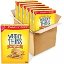Deals List: 6 Pack Wheat Thins Original Whole Grain Wheat Crackers 16 oz