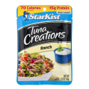 Deals List: StarKist Tuna Creations Ranch - 2.6 oz Pouch (Pack of 12)