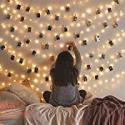 Deals List: Vont Starry Fairy Lights, String Lights 66FT Bedroom Decor