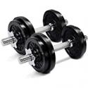 Deals List: Yes4All Adjustable Dumbbells 50LBs