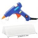 Deals List: CCBETTER Hot Glue Gun with 30 Pieces Melt Glue Sticks
