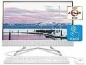 Deals List: HP 24-inch All-in-One Touchscreen Desktop (Athlon Gold 3150U 8GB 512GB 24-df0040 White)