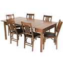 Deals List: MECO Stakmore Traditional Expanding Table Finish