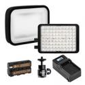 Deals List: CLAR Venus 5-inch On-Camera RGBAW LED Light Kit