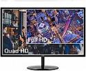 """Deals List: AOC Q32V3 32"""" 2K QHD Monitor, VA Panel 3-Sided Frameless, 4ms 75Hz, 103% sRGB Coverage, VESA"""