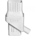 """Deals List: Oatey Mystic Rainwater Collection System Fits 2"""" X 3"""" Residential Downspouts"""
