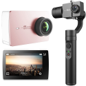 Deals List: YI 4K Action Camera 3-Axis w/Gimbal Stabilizer Content Creator