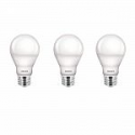 Deals List: Philips 60-Watt Equivalent A19 Dimmable w/ Warm Glow Dimming Effect LED Light Bulb