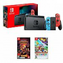 Deals List: Nintendo Switch Console + Paper Mario: The Origami King + Minecraft: Dungeons