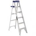 Deals List: Louisville Ladder AS2106 6 ft. Aluminum Step Ladder, Type I, 250 lbs. Load Capacity