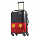 Deals List: American Tourister Disney Hardside Luggage with Spinner Wheels, Mickey Mouse Pants, Carry-On 21-Inch