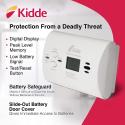Deals List: Kidde Carbon Monoxide Alarm Detector | Digital Display | Battery Operated | Model KN-COPP-B-LPM