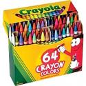 Deals List: 64-Pack Crayola Crayons with Sharpener