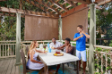 Deals List: Coolaroo Exterior Roller Shade, Cordless Roller Shade with 90% UV Protection, No Valance, (4' W X 6' L), Mocha