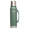 Deals List: Stanley Classic Vacuum Bottle 1.1QT Hammertone Green