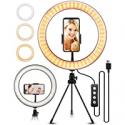 Deals List: ELEGIANT Store 10.2-in Selfie Ring Light w/Tripod Stand