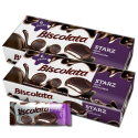 Deals List: Biscolata Starz Tea Biscuit Cookies with Dark Chocolate - Pack of 12