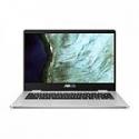 """Deals List: Asus Chromebook C423NA 14"""" HD Laptop (N3350 4GB 64GB C423NA-WB04)"""