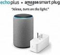 Deals List: Echo Plus (2nd Generation) with Amazon Smart Plug