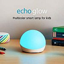 Deals List:  Echo Glow - Multicolor Smart Lamp for Kids, a Certified for Humans Device – Requires compatible Alexa device