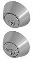 Deals List: Honeywell 8112309 Double Cylinder Deadbolt, Satin Nickel