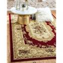 Deals List: Unique Loom Versailles Collection Traditional Classic Rug 9x12-FT