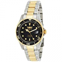 """Deals List: Invicta Men's 8934 """"Pro-Diver Collection"""" Two-Tone Stainless Steel Watch, Silver-Tone/Black"""