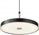Deals List: Globe Electric 60766 Novogratz x Globe Pendant, Matte Black with Brushed Brass
