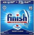 Deals List: Finish All in 1 85ct Dishwasher Detergent Powerball