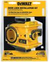 Deals List: DEWALT D180004 Door Lock Installation Kit