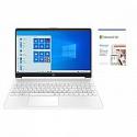 "Deals List: HP 15-dy1039nr 15"" HD Laptop (i3-1005G1 4GB 256GB) + Microsoft 365"