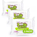 Deals List: 3PK Boogie Wipes Unscented Wet Wipes for Baby and Kids 90CT
