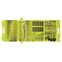 Deals List: 300-Pc Ryobi A983002 Multi-Material Drill and Drive Kit w/Case