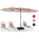Deals List: MF Studio 15ft Outdoor Patio Table Umbrella w/Stand