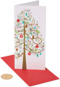 Deals List: Papyrus Christmas Gift Card Holder Boxed Cards, Holiday Joy Wreath (16-Count)
