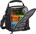 Deals List: Rubbermaid LunchBlox Lunch Bag (Small, Black Etch)