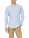 Deals List: Amazon Brand - Meraki Standard Men's Oxford Casual Short Sleeve Shirt
