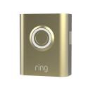 Deals List: Ring Video Doorbell 3 and Ring Video Doorbell 3 Plus Faceplate - Gold Metal