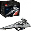 Deals List: LEGO Star Wars: A New Hope Imperial Star Destroyer 75252 Building Kit, New 2020 (4,784 Pieces)